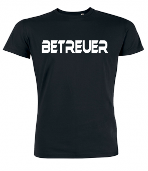 Betreuer - Shirt black