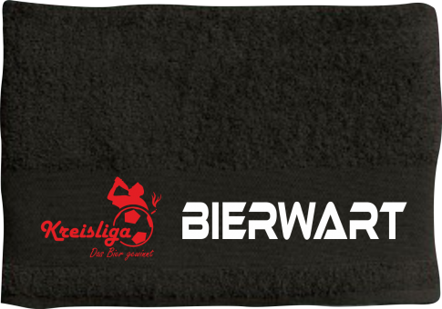 Bierwart - Positionshandtuch