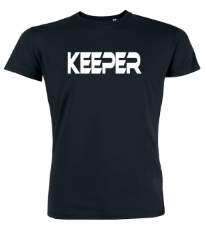 Keeper - Shirt black